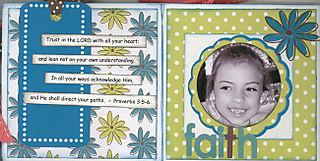 Faith pages