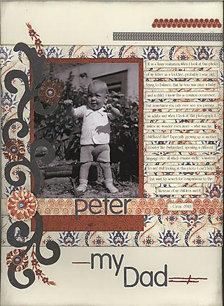 Peter- My dad