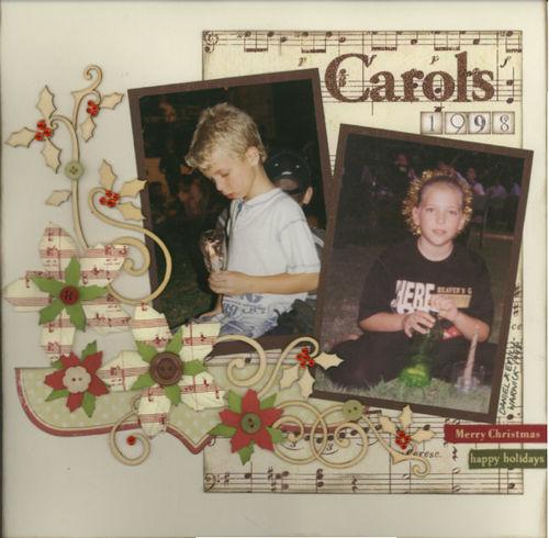 Carols 1998