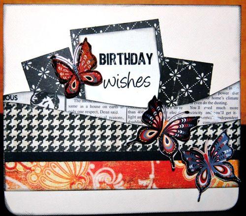Birthday card- Jan card sketch tse
