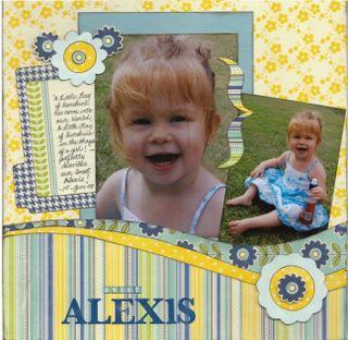 Sweet Alexis
