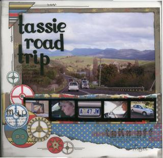 Tassie road Trip