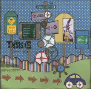 Tassie journey