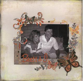 Brett & I -1987
