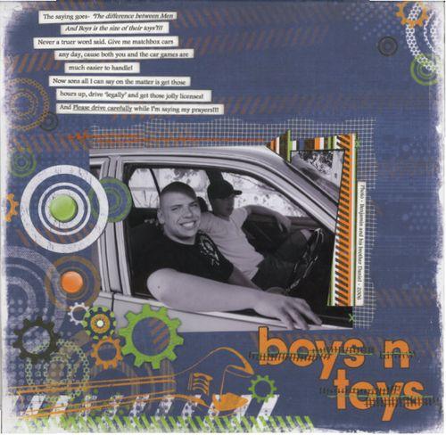 Boys n Toys