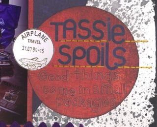 Title for Tassie Spoils