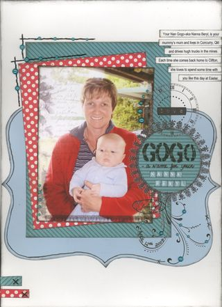 GOGO - Nanna Beryl