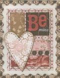 Be Mine- card from Bittersweet Card Kit