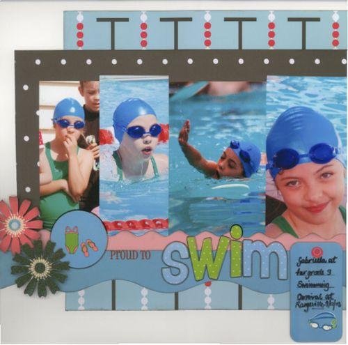 Proud to Swim