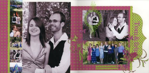 Tom & Erin - double layout